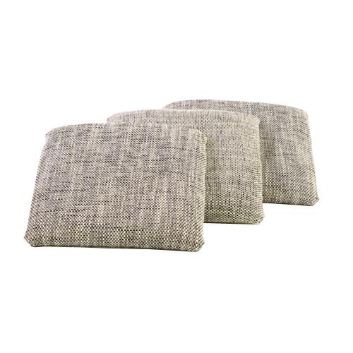 assorti kussen bank grijs tweed evenementdecoratienl